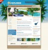 Template-Joomla-Yootheme-Explorer Travel