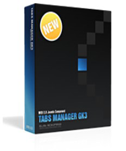 Tabs Manager Gk3